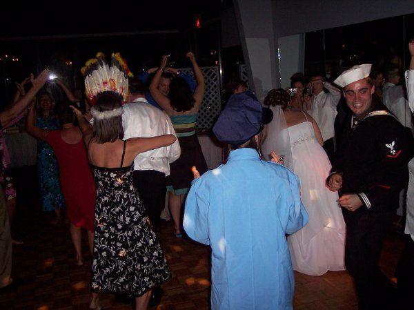 Wedding - 8/12/06 With YMCA Gear