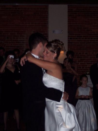 Wedding - 9/23/06 Bride & Groom's First Dance