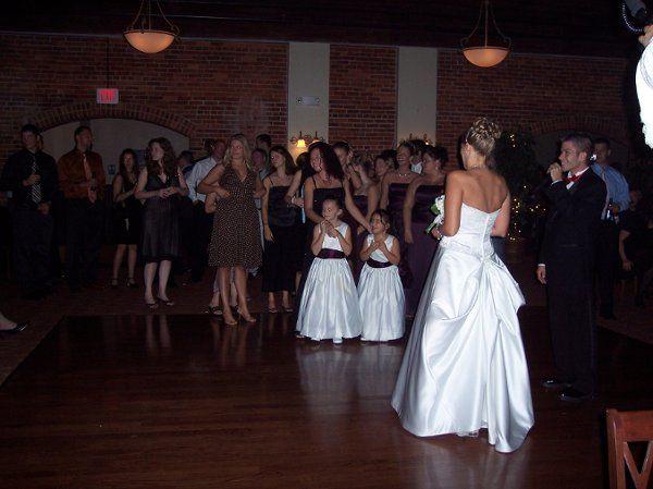 Wedding - 9/23/06 Bouquet Toss