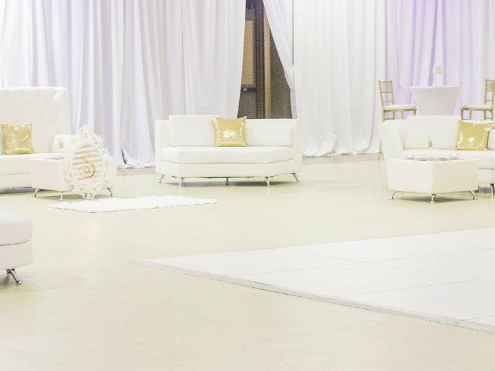 Tmx 1469107087274 White Furniture Rentals Tampa, FL wedding rental