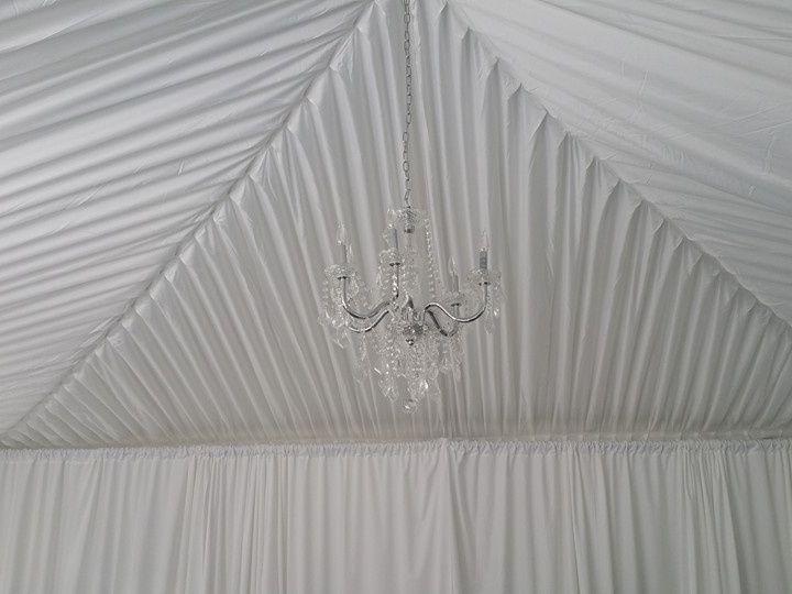 Tmx 1469107097501 Tent Liner Chandelier Tampa, FL wedding rental