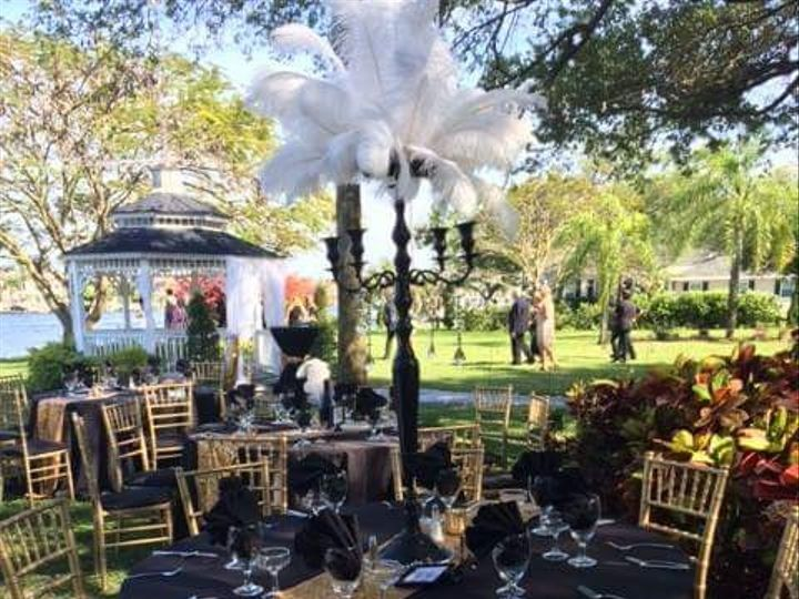 Tmx 1469107204358 Gold Chiavari Chairs Tampa, FL wedding rental