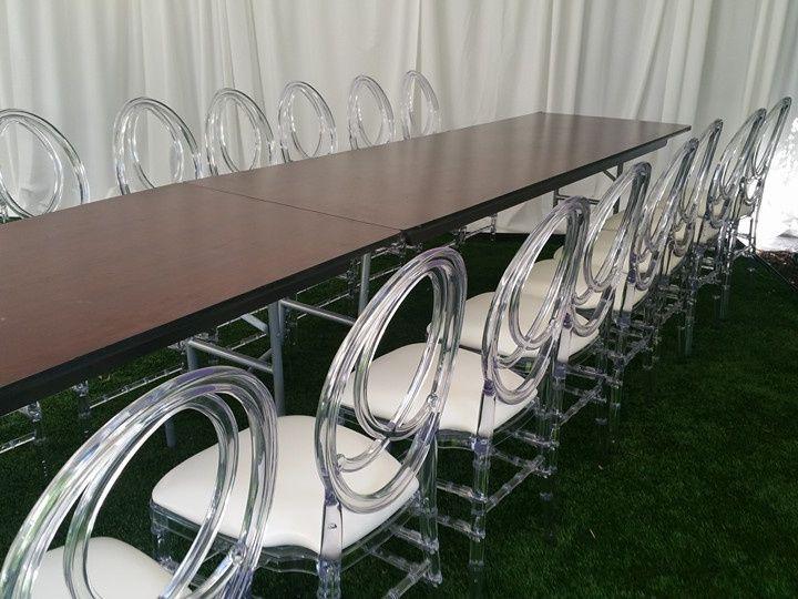 Tmx 1469107320871 Clear Elegant Chairs Tampa, FL wedding rental