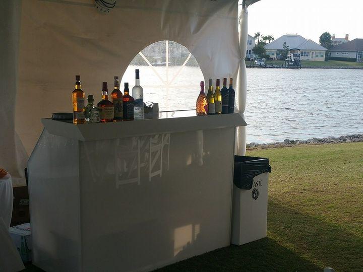 Tmx 1469107658106 Led White Bar Rentals Tampa, FL wedding rental