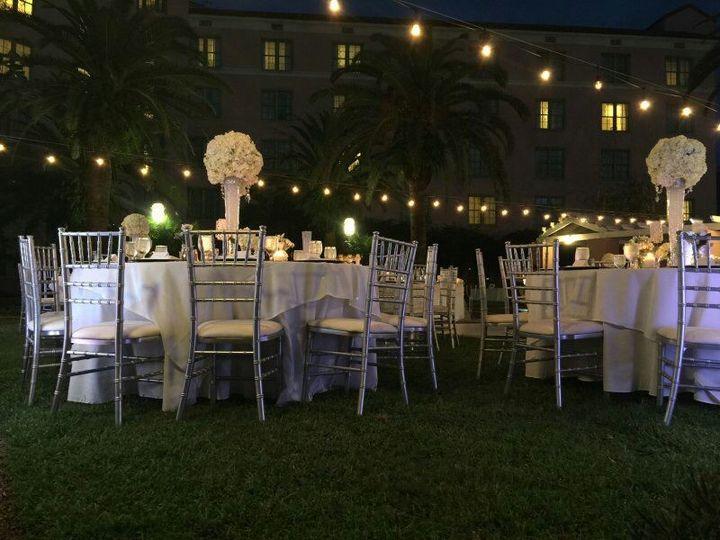 Tmx 1469198196373 Silver Chiavari Chaairs Tampa, FL wedding rental