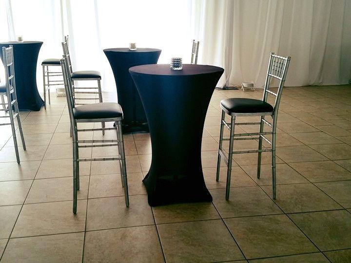 Tmx 1469199145116 Chiavari Barstool Silver Tampa, FL wedding rental