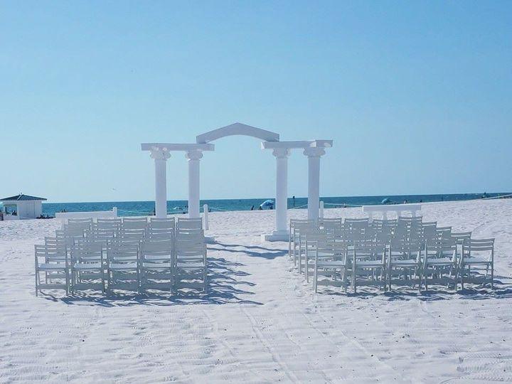 Tmx 1469199167901 Wedding Columns Ceremony Tampa Tampa, FL wedding rental