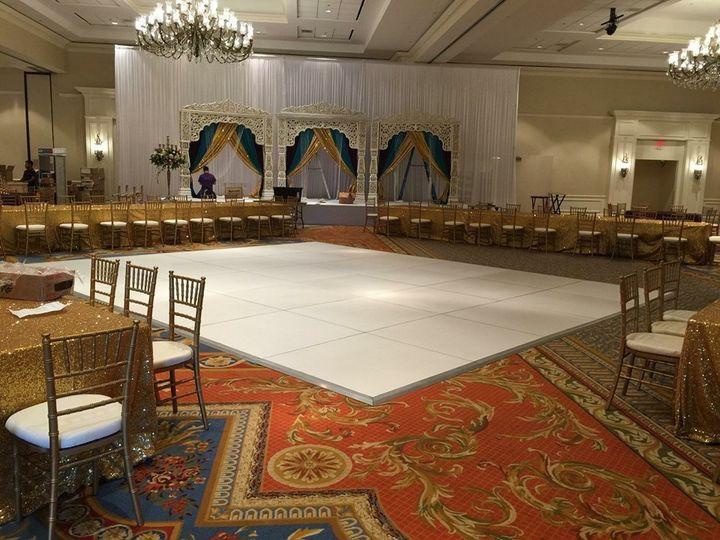 Tmx 1469199172380 White Dance Floor Tampa Tampa, FL wedding rental