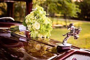 Tmx 1369351885406 Bouquet On Car Simpsonville wedding florist