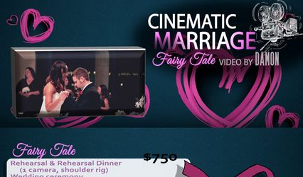 Cinematic Marriage 1