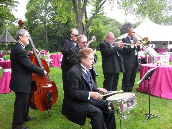 Tmx 1284048761591 BillSargentsTradJazzRousersDixielandBand02 Milwaukee, WI wedding band