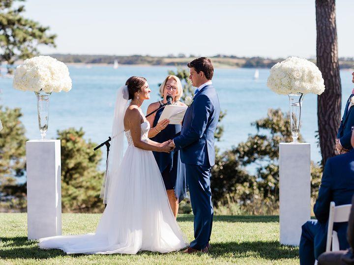 Tmx Mike Liz Ceremony Ellen Sargent Photography 80 Websize 51 649159 160693358822851 Kingston, Massachusetts wedding florist