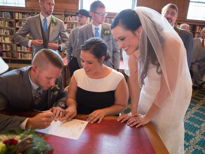 Tmx Voils Sign 51 1300259 159849512781006 Noblesville, IN wedding officiant