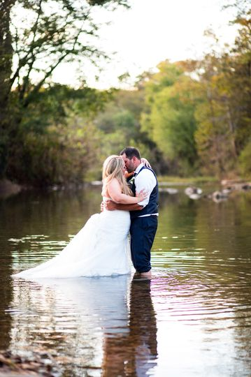 Couple in Tennessee Creek