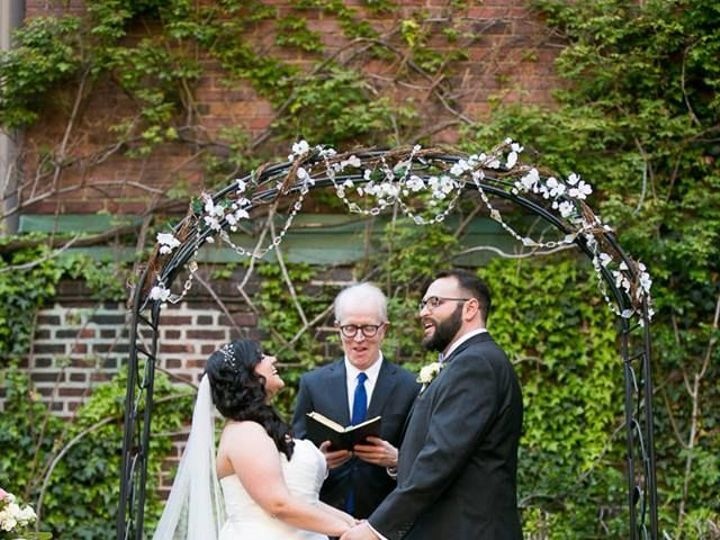 Tmx 1522086289 411529eb570da752 1522086288 9dee42e11c2f8999 1522086288372 2 Humbleman 12 Philadelphia, Pennsylvania wedding officiant