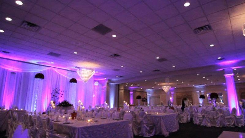 Diy Uplighting Reviews Amp Ratings Wedding Lighting Amp Decor