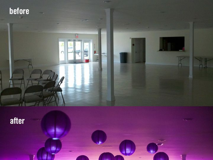 Tmx 1389764221629 Before And After Uplightin Chicago wedding eventproduction
