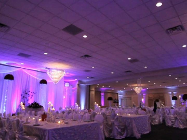 Tmx 1389764246859 Barristergardensmichiganweddinglighting Chicago wedding eventproduction