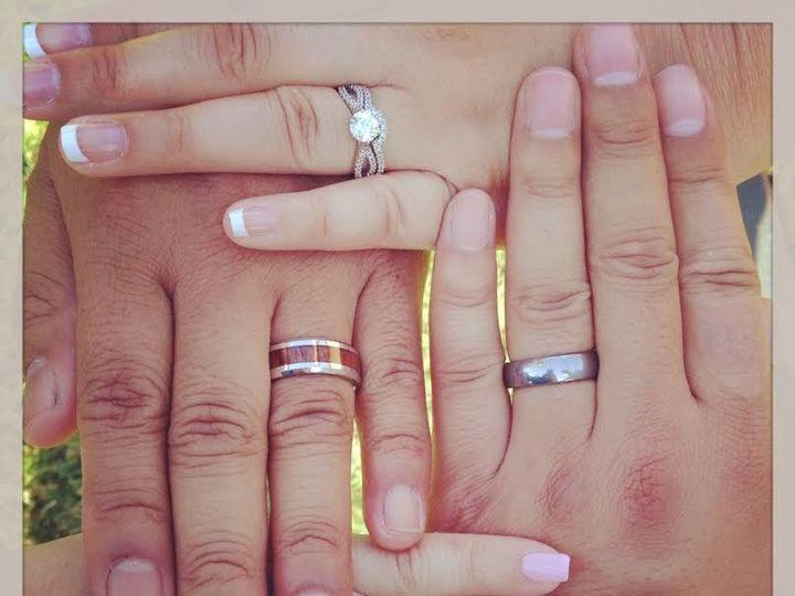 Tmx 1404242606483 Hedricksheryl And Elijahcariza Mercurio Los Angeles wedding jewelry