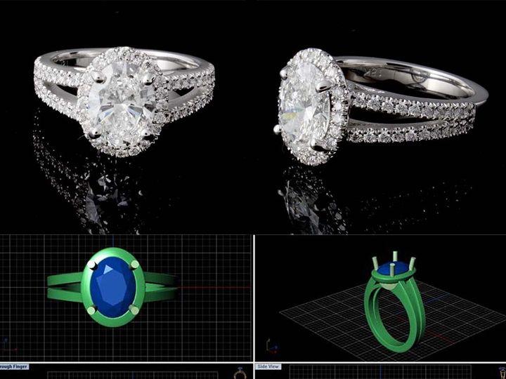 Tmx 1462915934045 Kenny Lai Los Angeles wedding jewelry