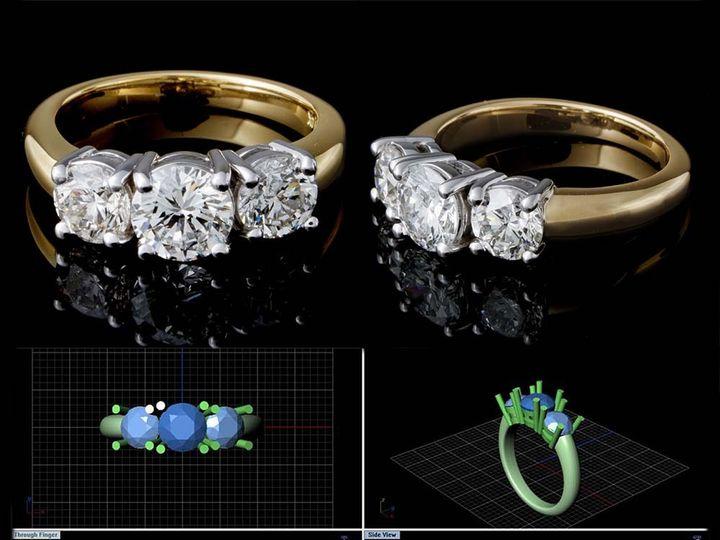 Tmx 1462916084726 Barry Smith Los Angeles wedding jewelry