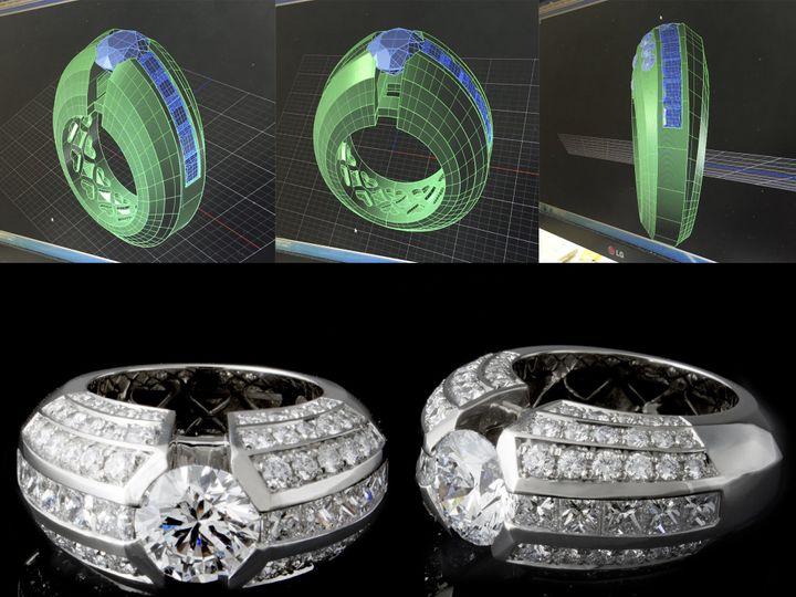 Tmx 1462916433534 Gary Nishiyama Los Angeles wedding jewelry