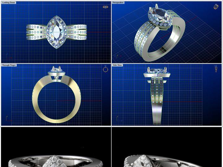 Tmx 1462916541931 Marquise Los Angeles wedding jewelry