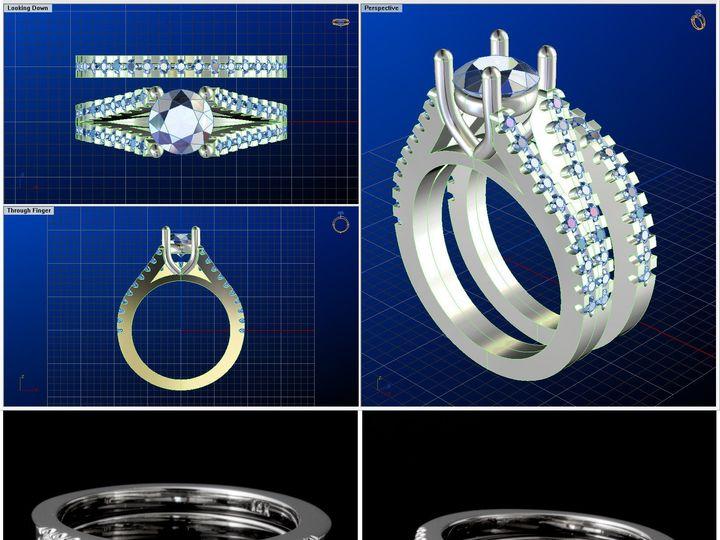 Tmx 1462916570342 Untitled 1 Los Angeles wedding jewelry