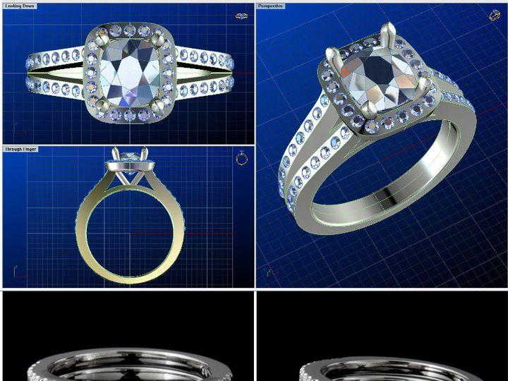 Tmx 1462916621268 Halo Los Angeles wedding jewelry