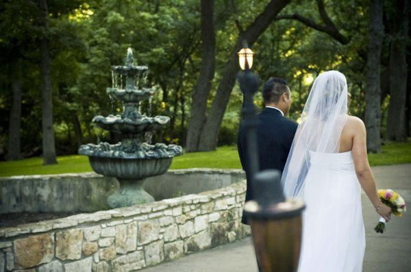 Tmx 1239230559359 WalkingpastGazeboIF Round Rock, TX wedding venue