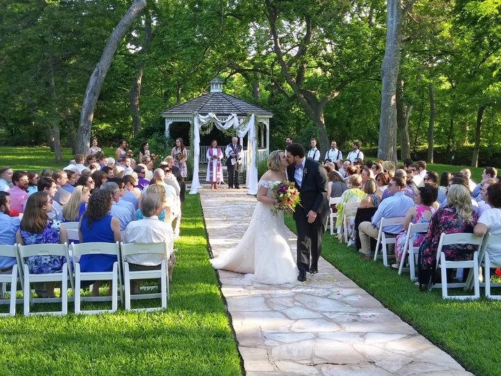 Tmx 1510033421062 Just Married Kiss 4 30 16 Round Rock, TX wedding venue