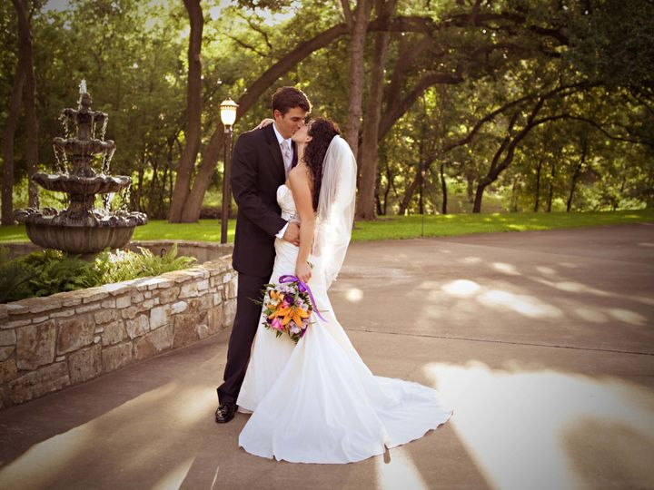 Tmx 1510033986098 7 10 Kissing By Fountain Smaller File Round Rock, TX wedding venue