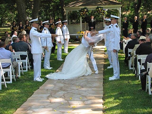 Tmx 1510034244865 5 30 11 Sword Ceremony Kiss At Chateau On The Cree Round Rock, TX wedding venue
