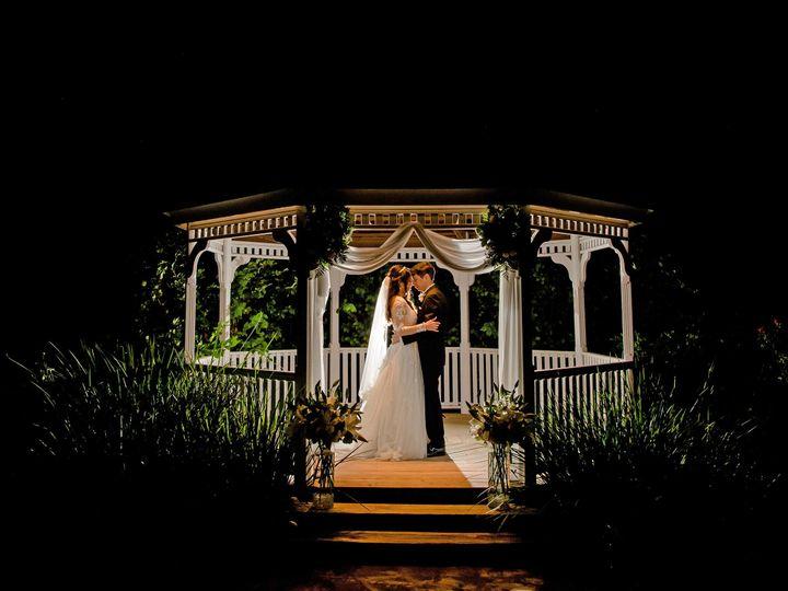 Tmx Loni Domingo Nite Shot Embrace In Gazebo 51 52259 160876229228201 Round Rock, TX wedding venue