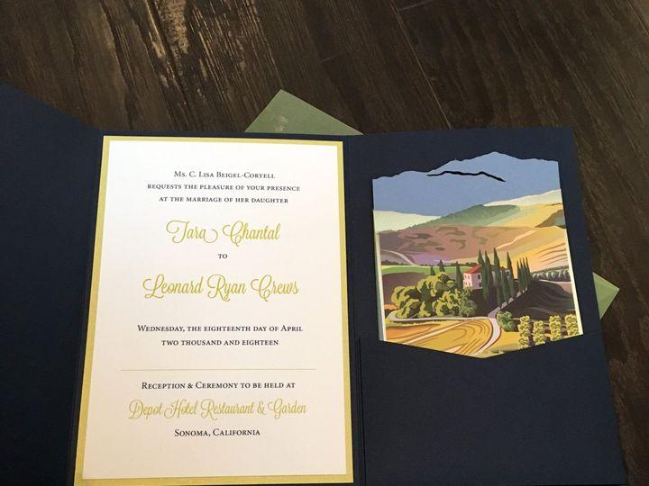 Tmx 1519157236 6d8f2e478d8769ea 1519157234 6233faa050735cfa 1519157230830 1 IMG 0961 2 Sacramento, CA wedding invitation