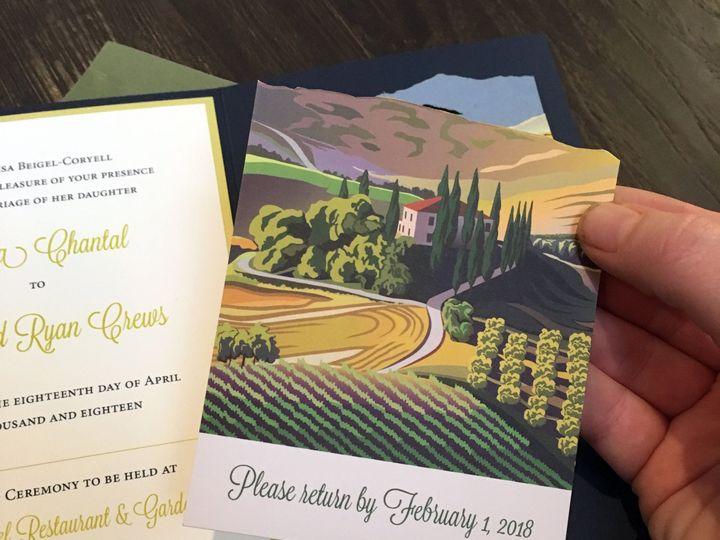 Tmx 1519157330 Bf237b79badcd358 1519157327 2251063049aaa10e 1519157325620 2 IMG 0963 2 Sacramento, CA wedding invitation