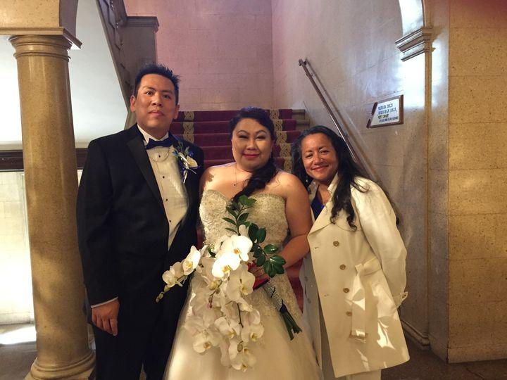 Congrats to Yen & Thomas.  Venue:  Corinthian Event Center, San Jose