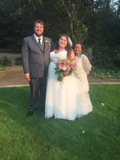 A very romantic wedding at Holbrook Palmer Park & Carriage House in Atherton.  Congrats to Kelly &...