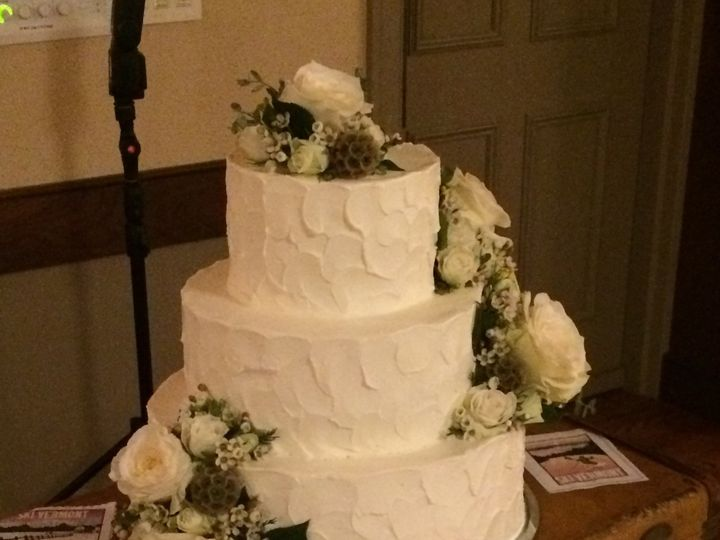 Tmx 1513882770461 3 Tier Wedding Cake Woodstock, VT wedding venue