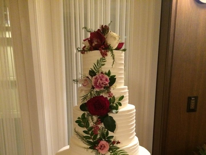 Tmx 1513882781882 5 Tier Wedding Cake Woodstock, VT wedding venue