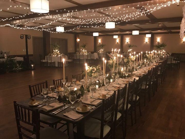 Tmx 1513882802080 Ballroom Reception   Chaivari Chairs   Farm Tables Woodstock, VT wedding venue