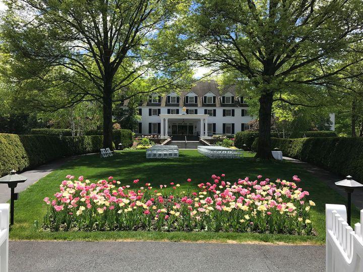 Tmx 1513882822486 Front Garden Ceremony Woodstock, VT wedding venue