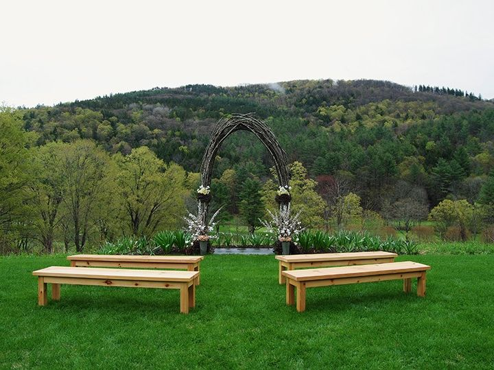 Tmx Garden Ceremony 51 353259 158265685247750 Woodstock, VT wedding venue