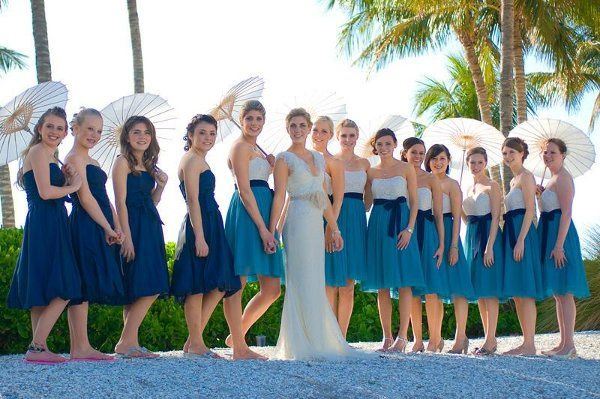 Tmx 1238789076237 1bridesmaidsstanding Fort Myers wedding videography