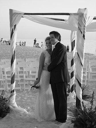 Tmx 1238789107675 Blackandwihtehuppa Fort Myers wedding videography