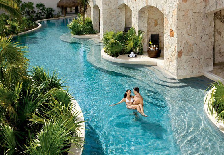 Mexico, Maroma Beach, private, swimout, honeymoon