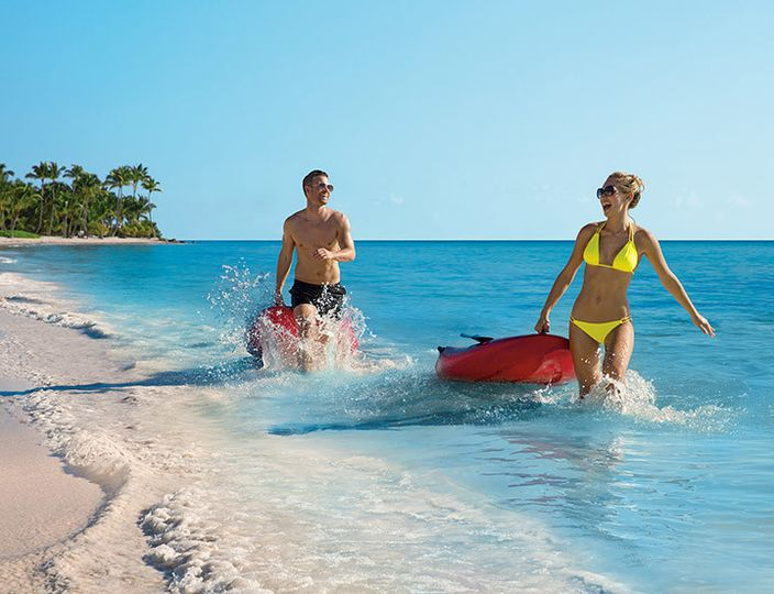 Cap Cana, Dominican Republic, honeymoon, water sports