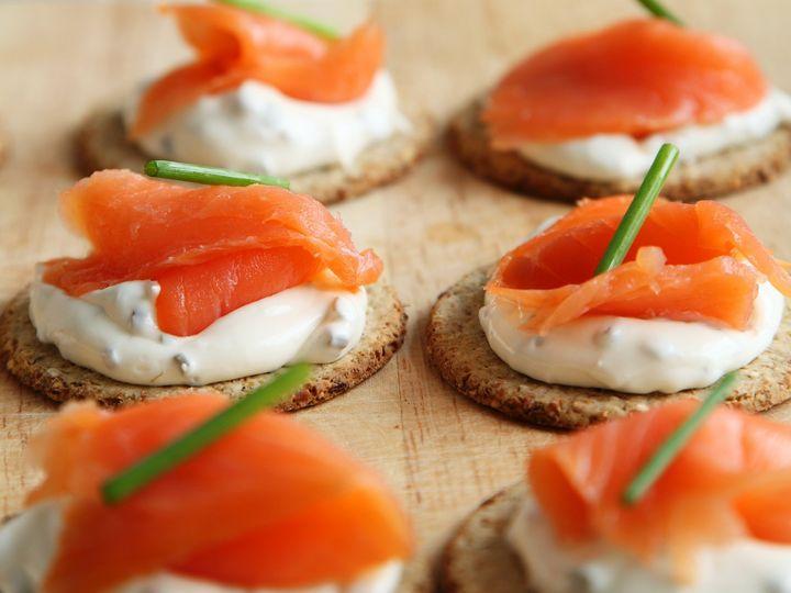 Tmx Smoked Salmon Canapes 51 1865259 159389361288417 Ocala, FL wedding catering