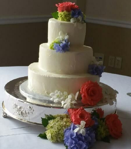 Wedding Cakes in Mississippi