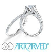 Artcarved Bridal Jewelry has a large selection of Engagement Rings, His and Hers Wedding Bands, plus...